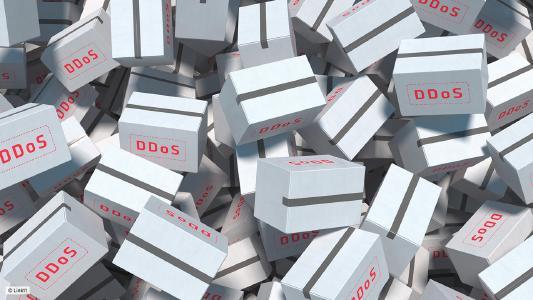 Bei DDoS-Attacken werden Webseiten und Server mit sinnlosen Anfragen überfluten, bis die Leitungen blockiert sind.
