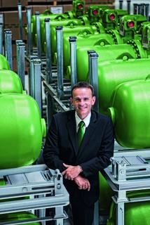 Volker Stamer new Director of Stationary Products at BITZER