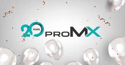 proMX celebrates 20th anniversary