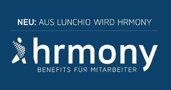 Aus Lunchio wird Hrmony