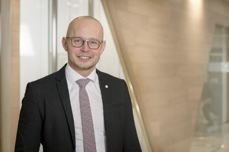 Alexander Penner, Geschäftsführer Artisa Deutschland
