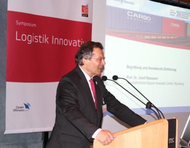 Prof. Dr.-Ing. habil. Josef Nassauer, Geschäftsführer Bayern Innovativ GmbH / Clustersprecher Cluster Automotive (Foto: LKZ)
