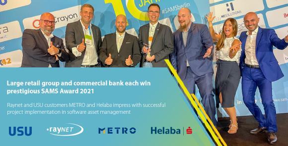 SAMS DACH Award 2021