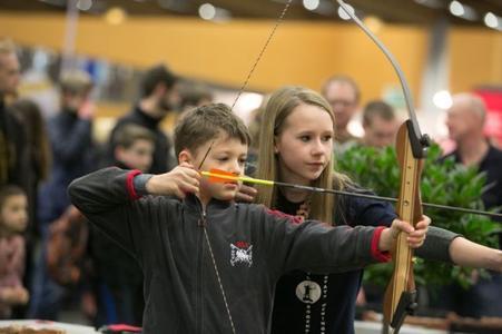 Alles rund um den Bogensport - Österreichs größte Bogensportmesse in Wels