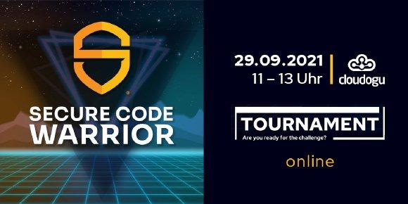 Secure Coding Skills Turnier mit Secure Code Warrior und Cloudogu.