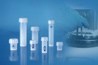Gefäße aus PFA Fluorpolymer für die Kryolagerung