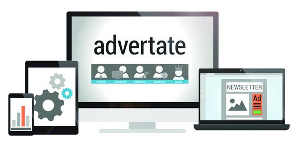 Cleveres Ad Management mit Advertate