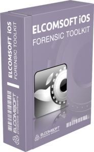 Elcomsoft iOS Forensic Toolkit - Boxshot