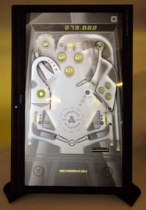 (Foto: © hl-studios, Erlangen)  Spielerische Wissensverankerung: An echten Automaten und eigens entwickelten Flipper-Apps wurde Freude am Erfolg für alle spürbar