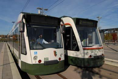 Öffentlicher Nahverkehr der Stadt Augsburg setzt auf LEGIC.