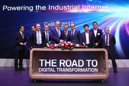 Huawei und Software AG liefern IoT-Komplettlösungen