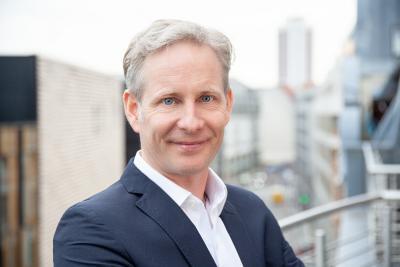 Tobias Frevel, Geschäftsführer Energieforen Leipzig GmbH