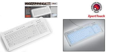 Trust Illuminated Keyboard