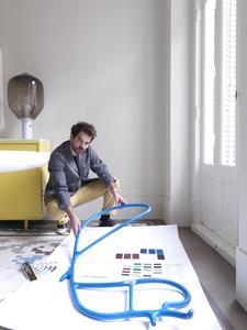 Jaime Hayón in seinem Studio