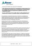 [PDF] Pressemitteilung: Performance und Flexibilität: Bauer-Systeme für die Getränkeindustrie