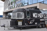 SAP-Tour von dormakaba in Sinsheim mit dem SAP Airstream Truck