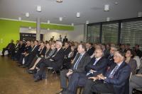 Feierlichkeiten zum 30jährigen Reinraumbetrieb bei IMS CHIPS