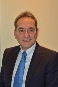 Eric Diaz as new Regional Sales Director for South EMEA & America