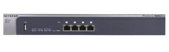 Netgear WMS5316 - ProSafe 16-AP Wireless Management System