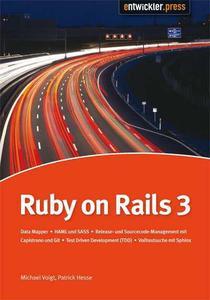 """Neuerscheinung: """"Ruby on Rails 3"""" von Michael Voigt und Stefan Tennigkeit"""