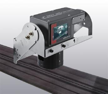 The multifunctional, extremely versatile CCD CAM 100 line scan camera, covers large measuring widths without moving parts.