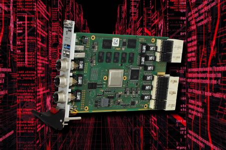 Powerful cPCI Serial SBC with ARM Cortex A72 and Virtualization