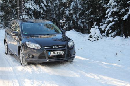 ATU Sicher Autofahren trotz Eis und Schnee