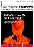 Heiße Wochen für die Finanzmärkte / Europawahlergebnis und kriselnde Regierungen setzen Investoren zu
