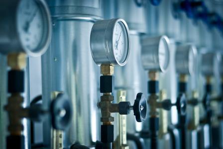 Wo Druckluft eingesetzt wird ist eine exakte Messung essentilell