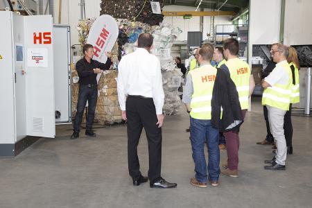 Environmental Technology Customer Day at Lake Constance