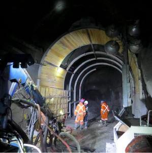 EDR-Tunnelbau