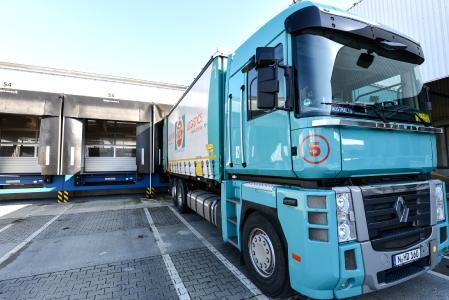 Direktverkehre in sechs Städte ermöglichen es der DTC, Ziele in ganz Norditalien noch besser und schneller zu beliefern