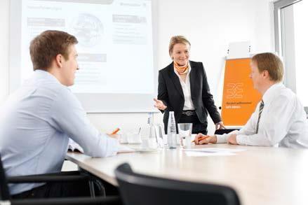 Von Nachwuchsförderung bis zu Managementprogrammen: Weidmüller bietet die richtigen Angebote zur Weiterentwicklung für alle Alters- und Erfahrungsstufen