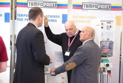 Technology Days at Tampoprint AG®...