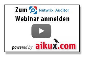 Netwrix webinar Button