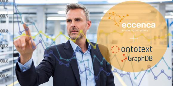 eccenca und Ontotext arbeiten enger zusammen eccenca and Ontotext join forces