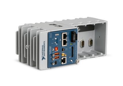 Kosteneinsparungen bei Messsystemen mit neuen, robusten NI-CompactDAQ-Controllern