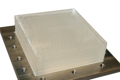 Micronit develops microreactor module  for use in industrial production