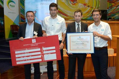 Auszeichnung für mamooble beim Businessplanwettbewerb