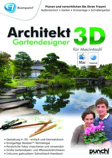 Gartengestaltung und inneneinrichtung f r windows und mac for Architekt gartendesigner 3d