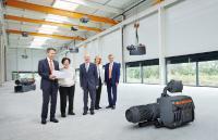 Die Leitung von Busch Vacuum Solutions liegt bis heute vollständig in den Händen der Familie Busch. Von links: Kaya, Ayhan, Dr.-Ing. Karl, Ayla und Sami Busch.
