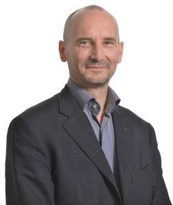 Fabrice de Salaberry, COO von Sinequa. Abb. Sinequa