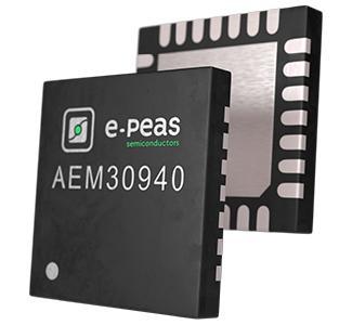Power-Management-IC für energieautarke IoT-Devices