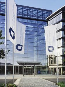 Zentrale der apoBank in Düsseldorf / Bildquelle: apoBank