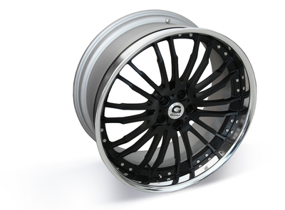 3-pieced G-POWER Forged Wheel SILVERSTONE RS in the dimension 20 – 23''