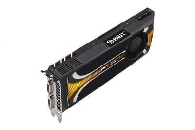 Palit GeForce GTX 580 (Sonic), 1536MB DDR5, HDMI, DVI, PCIe (5)