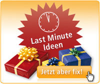 Fotogeschenke - Last Minute Geschenkideen