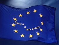 Grafik - Basel II & ISO 27001