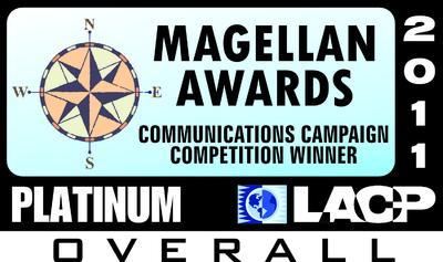 Platinum Award für Rebranding und Corporate Design der arvato AG