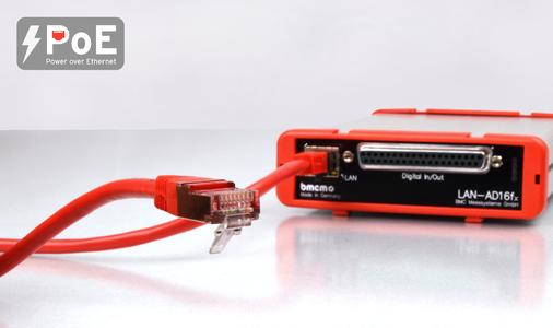 Play safe with LAN measurement technology by bmcm